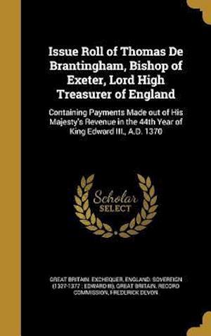 Bog, hardback Issue Roll of Thomas de Brantingham, Bishop of Exeter, Lord High Treasurer of England