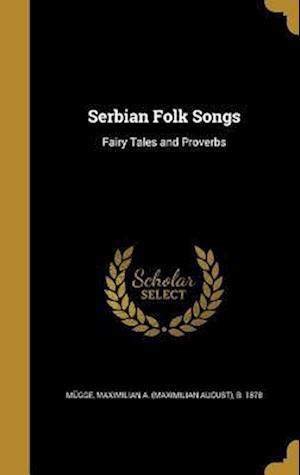 Bog, hardback Serbian Folk Songs
