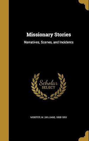 Bog, hardback Missionary Stories