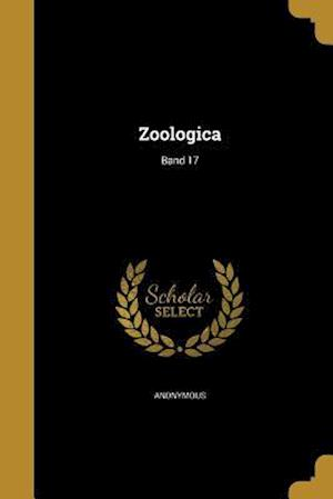 Bog, paperback Zoologica; Band 17