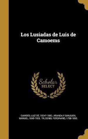 Bog, hardback Los Lusiadas de Luis de Camoems