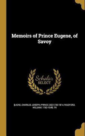 Bog, hardback Memoirs of Prince Eugene, of Savoy