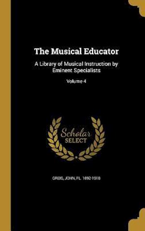 Bog, hardback The Musical Educator