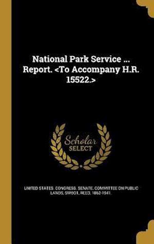 Bog, hardback National Park Service ... Report.