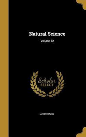 Bog, hardback Natural Science; Volume 12