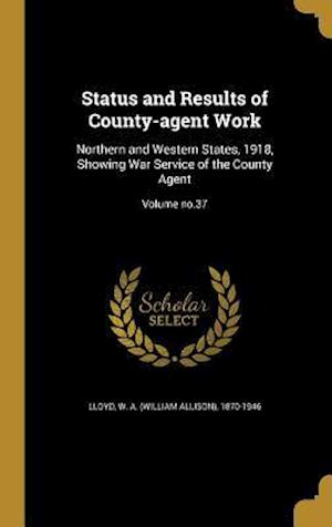 Bog, hardback Status and Results of County-Agent Work