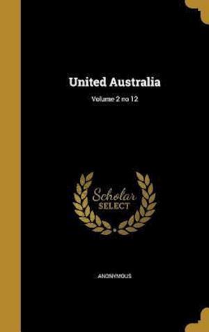 Bog, hardback United Australia; Volume 2 No 12