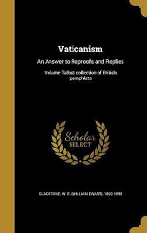 Bog, hardback Vaticanism