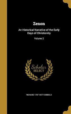 Zenon af Richard 1797-1877 Cobbold