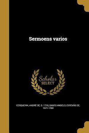 Bog, paperback Sermoens Varios