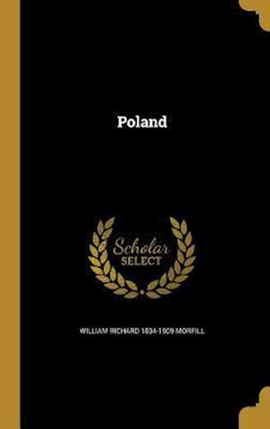 Bog, hardback Poland af William Richard 1834-1909 Morfill