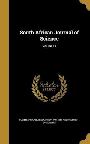 Bog, hardback South African Journal of Science; Volume 14