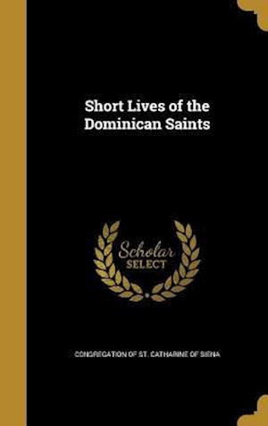Bog, hardback Short Lives of the Dominican Saints