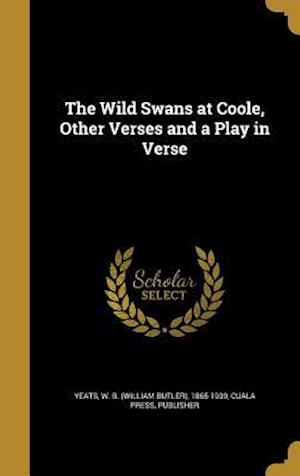 Bog, hardback The Wild Swans at Coole, Other Verses and a Play in Verse