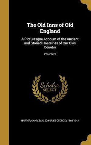 Bog, hardback The Old Inns of Old England