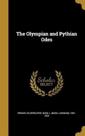 Bog, hardback The Olympian and Pythian Odes
