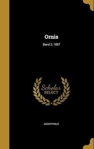 Bog, hardback Ornis; Band 3, 1887
