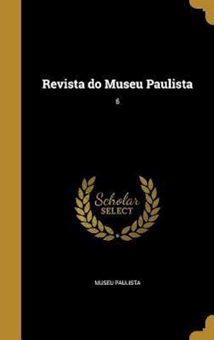 Bog, hardback Revista Do Museu Paulista; 6