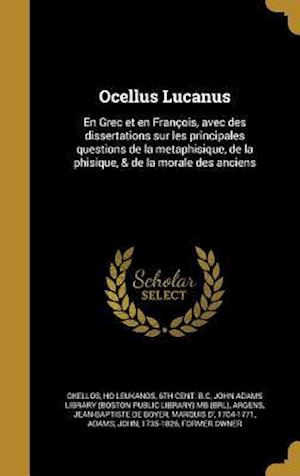 Bog, hardback Ocellus Lucanus