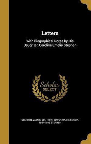 Letters af Caroline Emelia 1834-1909 Stephen