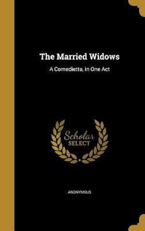 Bog, hardback The Married Widows