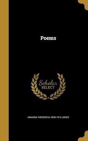Poems af Amanda Theodocia 1835-1914 Jones