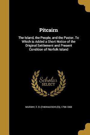 Bog, paperback Pitcairn