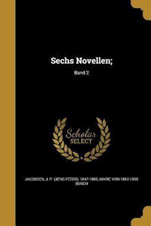 Sechs Novellen;; Band 2 af Marie Von 1853-1895 Borch
