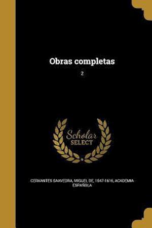 Bog, paperback Obras Completas; 2