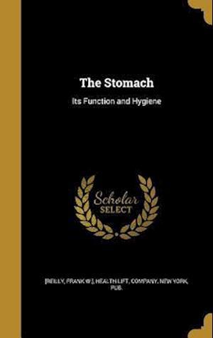 Bog, hardback The Stomach
