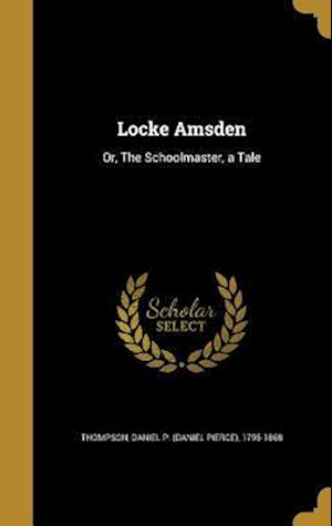 Bog, hardback Locke Amsden