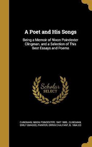 Bog, hardback A Poet and His Songs