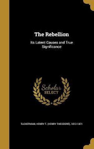Bog, hardback The Rebellion