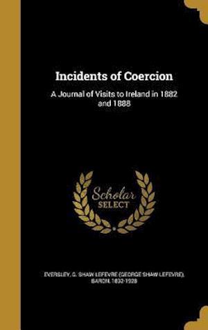 Bog, hardback Incidents of Coercion