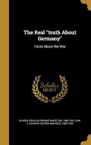 Bog, hardback The Real Truth about Germany