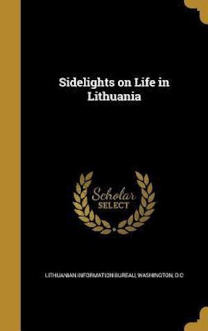 Bog, hardback Sidelights on Life in Lithuania
