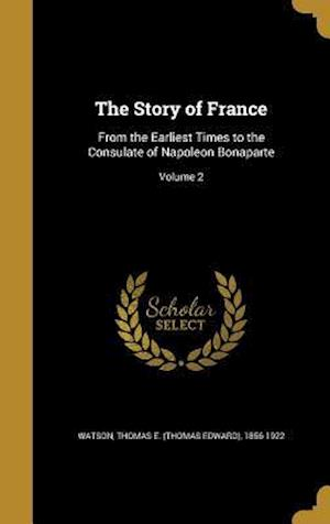 Bog, hardback The Story of France