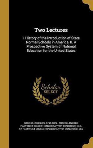 Bog, hardback Two Lectures
