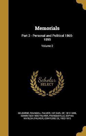 Memorials af Edwin 1824-1895 Palmer