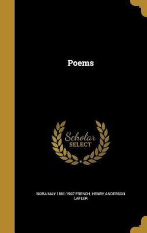 Poems af Henry Anderson Lafler, Nora May 1881-1907 French