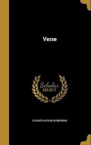 Bog, hardback Verse af Elizabeth Sears Gerberding