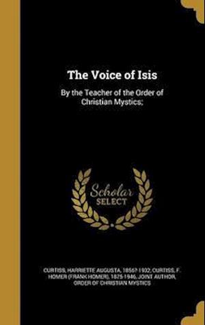 Bog, hardback The Voice of Isis