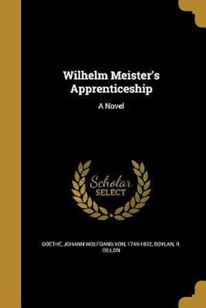 Bog, paperback Wilhelm Meister's Apprenticeship