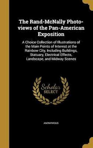 Bog, hardback The Rand-McNally Photo-Views of the Pan-American Exposition