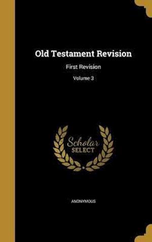 Bog, hardback Old Testament Revision