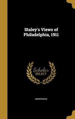 Bog, hardback Staley's Views of Philadelphia, 1911