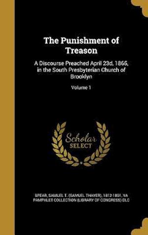 Bog, hardback The Punishment of Treason
