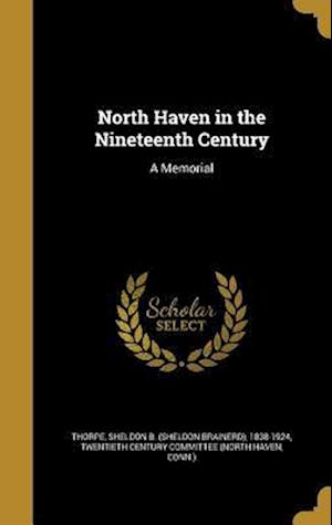 Bog, hardback North Haven in the Nineteenth Century