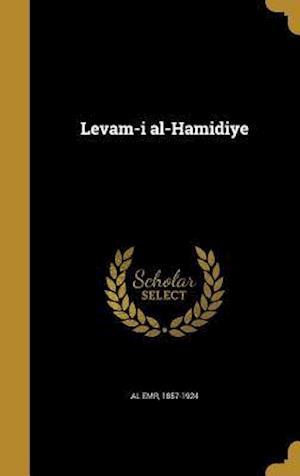 Bog, hardback Levam-I Al-Hamidiye