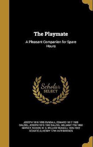 The Playmate af Joseph 1818-1895 Cundall, Edward 1817-1905 Dalziel, Joseph 1815-1902 Dalziel